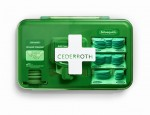 Dozownik Cederroth Wound Care Dispenser Blue
